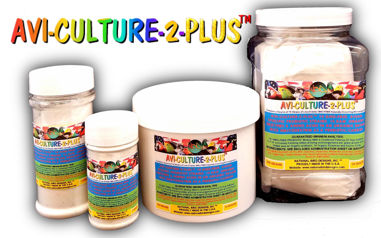 Avi-culture-2-PLUS, The Finest, Live, 10-Strain, GMO-FREE